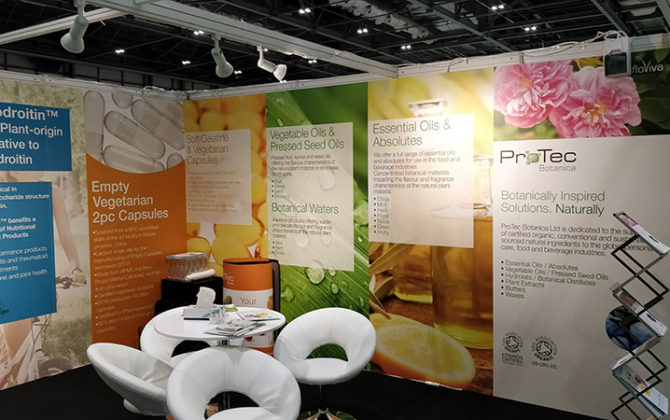 ProTec Nutra at Food Matters Live 2017